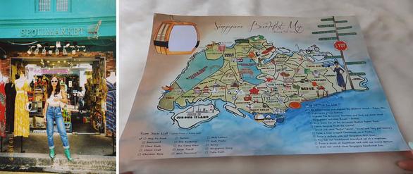 Học cách mua cả Singapore như người bản địa cùng Bedaulbe - Ninh Tito - Ảnh 6.