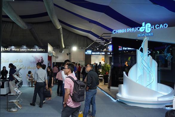 Tưng bừng khai mạc triển lãm BĐS Novaland Expo 12-2019 - Ảnh 5.