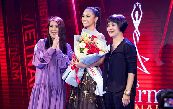 Người đẹp VTV24 đại diện Việt Nam tại Miss Charm International - Ảnh 2.