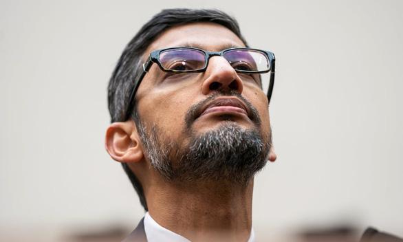 CEO của Google được trao quyền điều hành công ty mẹ Alphabet - Ảnh 1.