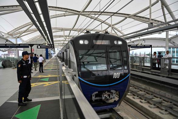 Nhật Bản, Trung Quốc cạnh tranh dự án metro 40 tỉ USD của Indonesia? - Ảnh 1.