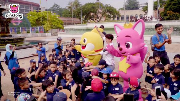 Siêu phẩm thiếu nhi Pinkfong và Baby shark đến Việt Nam - Ảnh 2.