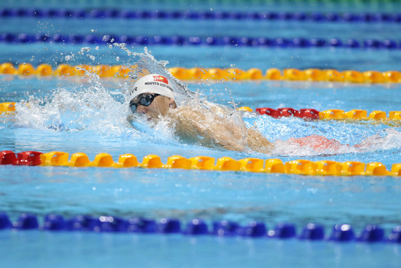 SEA Games ngày 5-12: Bơi lội, đấu kiếm và Pencak Silat đoạt 4 huy chương vàng - Ảnh 5.