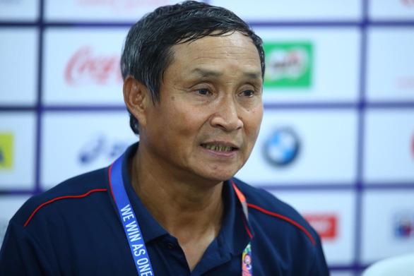 HLV Mai Đức Chung: Trận chung kết với Thái sẽ rất căng thẳng - Ảnh 1.