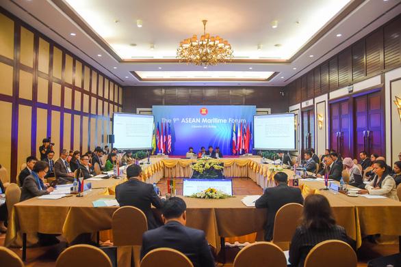Diễn đàn biển AMF-9 nhóm họp tại Đà Nẵng - Ảnh 1.