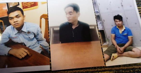 Hành trình truy bắt nhóm nghi phạm táo tợn cướp tiệm vàng ở Hóc Môn - Ảnh 2.