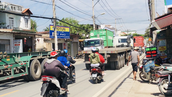 TP.HCM mở rộng đường Nguyễn Duy Trinh để xóa điểm đen tai nạn giao thông - Ảnh 2.