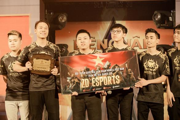 Lần đầu dự SEA Games, thể thao điện tử Việt Nam được kỳ vọng rinh huy chương vàng - Ảnh 1.