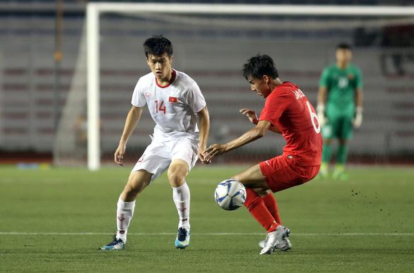 Hoàng Đức đá thay Quang Hải ở trận gặp U22 Thái Lan - Ảnh 1.