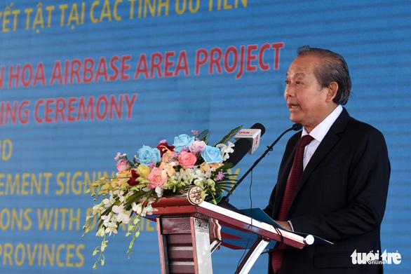Bắt đầu tẩy rửa điểm nóng dioxin lớn nhất ở Việt Nam - Ảnh 6.