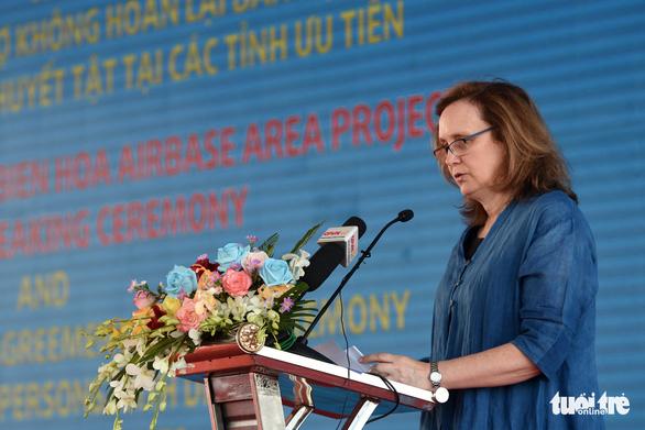 Bắt đầu tẩy rửa điểm nóng dioxin lớn nhất ở Việt Nam - Ảnh 4.