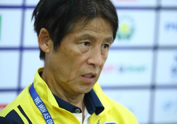HLV Nishino: Ông Park đã xây dựng tuyển U22 Việt Nam và đội tuyển quốc gia rất mạnh - Ảnh 1.