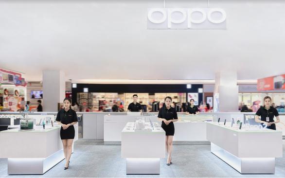 Thấy gì sau kế hoạch mở rộng hệ thống OPPO Shop - Ảnh 4.