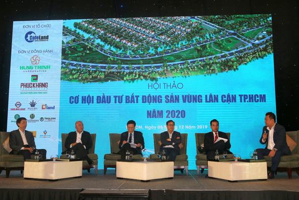 Đất vùng ven vẫn là kênh đầu tư hấp dẫn trong năm 2020 - Ảnh 2.
