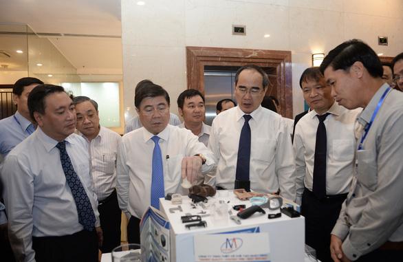 TP.HCM thiếu quỹ đất để thu hút đầu tư sản xuất - Ảnh 1.