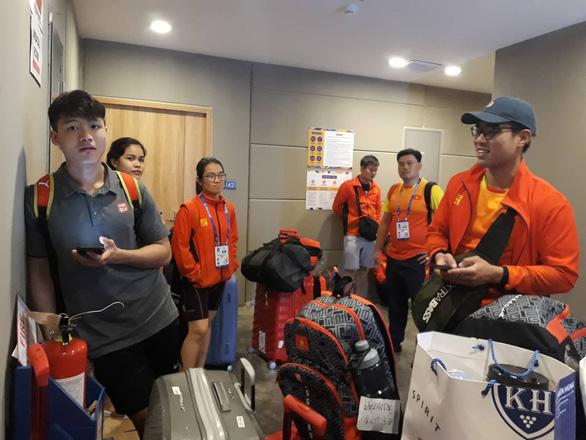 Ban tổ chức SEA Games bắt đội tuyển judo Việt Nam phải chuyển chỗ ở lần thứ 3 - Ảnh 1.