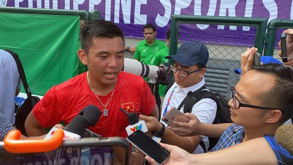 Đánh bại Daniel Nguyễn, Hoàng Nam đoạt huy chương vàng đơn nam quần vợt SEA Games 2019 - Ảnh 3.