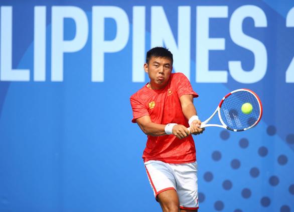 Đánh bại Daniel Nguyễn, Hoàng Nam đoạt huy chương vàng đơn nam quần vợt SEA Games 2019 - Ảnh 7.
