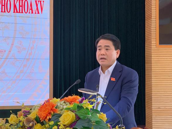 Vụ sông Tô Lịch, chủ tịch Hà Nội: Không để một ai vào đây làm trò đùa cho cả thiên hạ - Ảnh 2.