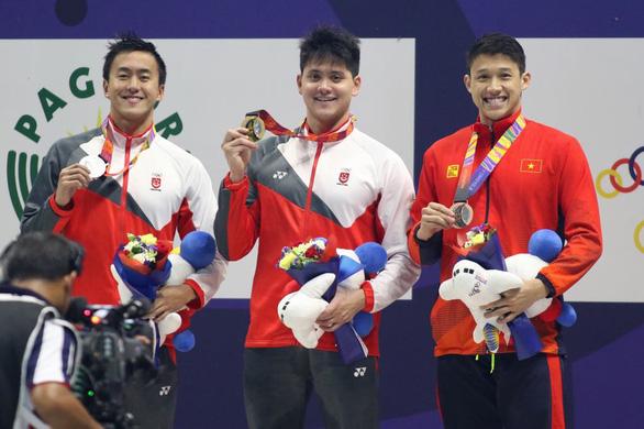SEA Games ngày 6-12: Ánh Viên lập cú đúp, Việt Nam đoạt 7 HCV - Ảnh 6.