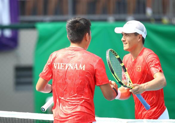 Đánh bại Daniel Nguyễn, Hoàng Nam đoạt huy chương vàng đơn nam quần vợt SEA Games 2019 - Ảnh 4.