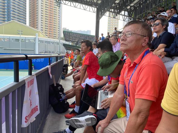 Đánh bại Daniel Nguyễn, Hoàng Nam đoạt huy chương vàng đơn nam quần vợt SEA Games 2019 - Ảnh 5.