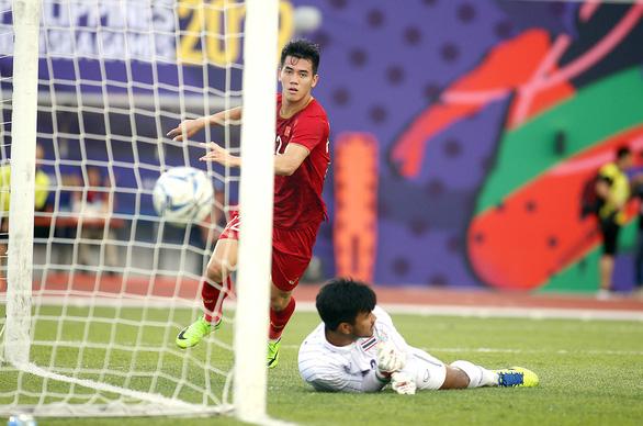 Ngày vui của bóng đá Việt - U22 Việt Nam - U22 Thái Lan: 2-2: Niềm tin và bản lĩnh - Ảnh 1.