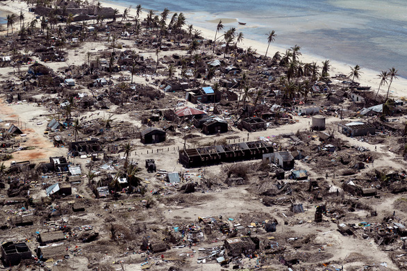 Một năm của những thiên tai cực đoan khắp thế giới - Ảnh 2.