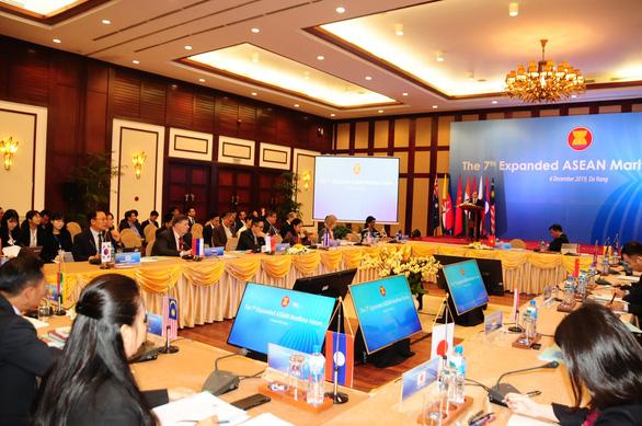 Trung Quốc, Mỹ, Nhật dự Diễn đàn biển ASEAN mở rộng lần thứ 7 - Ảnh 3.
