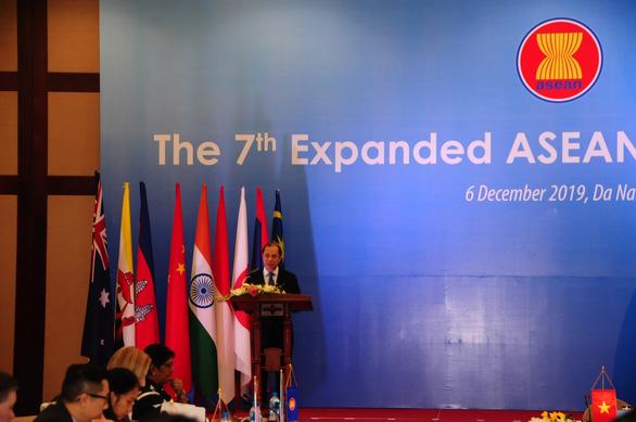 Trung Quốc, Mỹ, Nhật dự Diễn đàn biển ASEAN mở rộng lần thứ 7 - Ảnh 2.