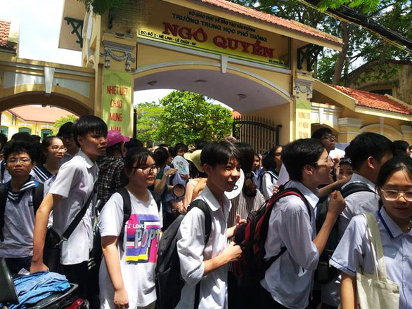 Hải Phòng cho học sinh các cấp trở lại trường từ ngày 8-3 - Ảnh 1.
