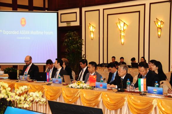 Đại biểu nhiều nước lo ngại về tình hình phức tạp tại Biển Đông - Ảnh 3.