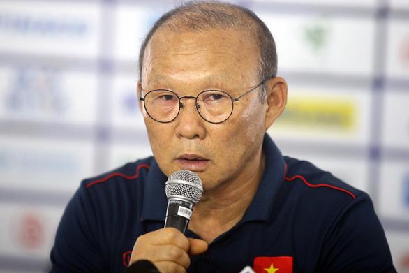 HLV Park Hang Seo: Gặp U22 Campuchia là trận đấu nhiều ý nghĩa - Ảnh 1.