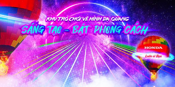 Sơn Tùng M-TP lần đầu góp mặt Đại nhạc hội của Honda cùng Tóc Tiên, Đen, Min… - Ảnh 3.