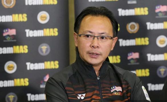HLV Ong Kim Swee của tuyển U22 Malaysia mất việc - Ảnh 1.