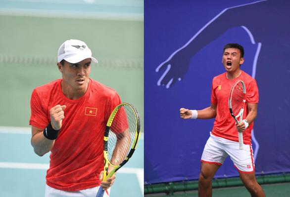 Đánh bại Daniel Nguyễn, Hoàng Nam đoạt huy chương vàng đơn nam quần vợt SEA Games 2019 - Ảnh 2.