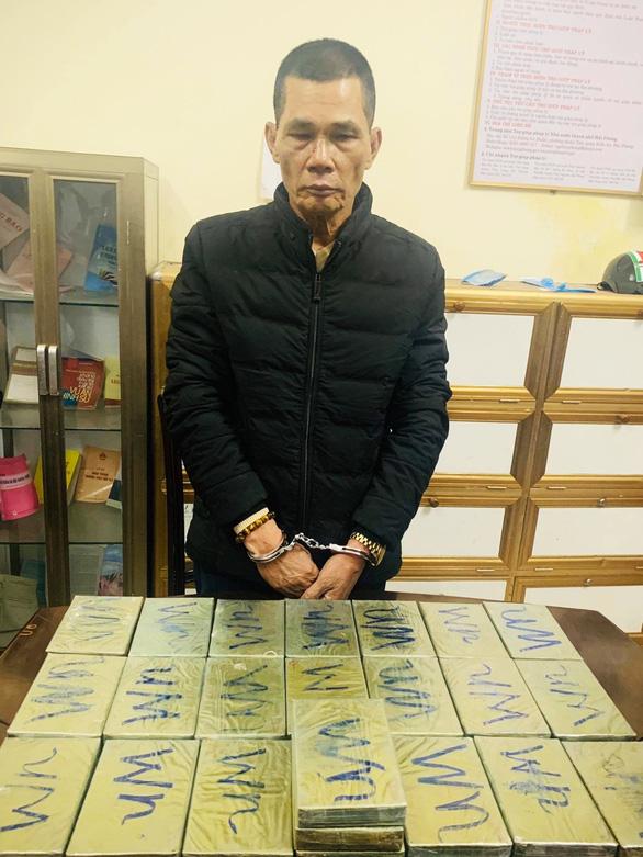 Bắt quả tang vụ giao dịch heroin khủng nhất ở Hải Phòng - Ảnh 1.
