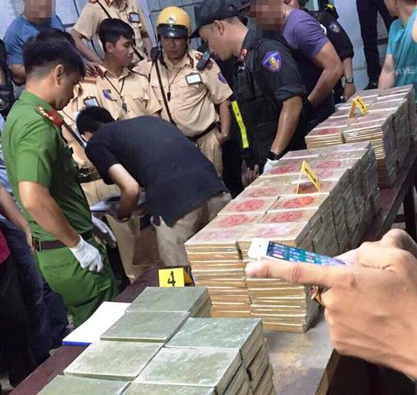 Hành trình phá 'đại án' ma túy xuyên quốc gia thu 1.400 bánh heroin - Ảnh 3.