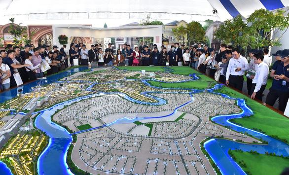Novaland Expo 2019 hút khách hai ngày đầu  - Ảnh 1.