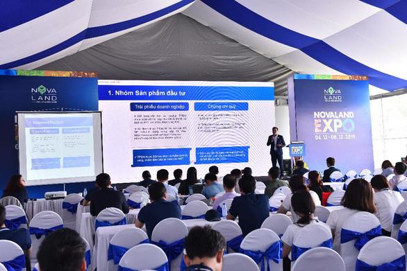 Novaland Expo 2019 hút khách hai ngày đầu  - Ảnh 4.