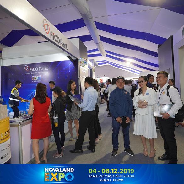 Novaland Expo 2019 hút khách hai ngày đầu  - Ảnh 5.