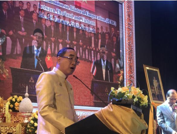 Đại sứ Thái Lan: Đội tuyển Việt Nam đang là số 1 Đông Nam Á - Ảnh 1.