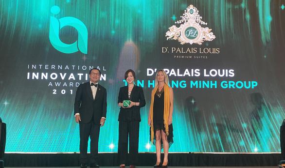 Một đơn vị Việt Nam được vinh danh tại giải thưởng châu Á 2019 - Ảnh 1.