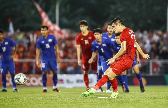 Ngày vui của bóng đá Việt - U22 Việt Nam - U22 Thái Lan: 2-2: Niềm tin và bản lĩnh - Ảnh 2.