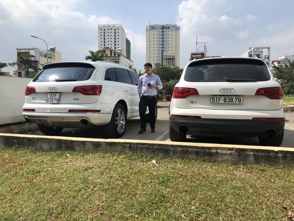 2 xe Audi trùng biển số đụng hàng ở Đồng Nai: biển nào giả, biển nào thật? - Ảnh 1.