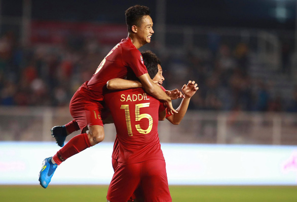 Thắng U22 Myanmar sau 120 phút, Indonesia vào chung kết SEA Games 2019 - Ảnh 2.