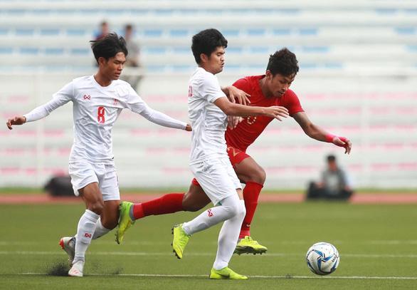 Thắng U22 Myanmar sau 120 phút, Indonesia vào chung kết SEA Games 2019 - Ảnh 1.
