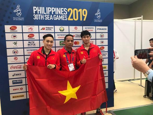 SEA Games ngày 7-12: Việt Nam giành thêm 8 huy chương vàng - Ảnh 7.