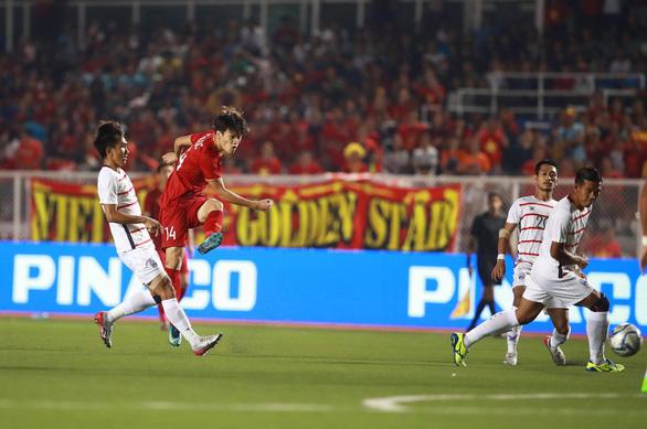 Thắng dễ U22 Campuchia, Việt Nam gặp Indonesia ở chung kết SEA Games 2019 - Ảnh 1.