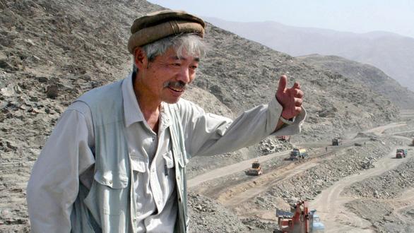 Bác sĩ Nhật được dân Afghanistan tôn thờ - Ảnh 1.